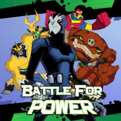 Ben 10 Omniverse Battle for Power