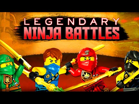 Legendary Ninja Battle hacked