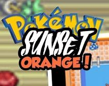 Pokemon Sunset Orange (GBA)