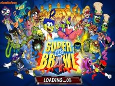 Nickelodeon Super Hero Brawl 4
