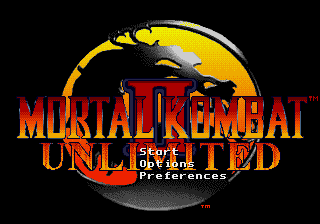 Mortal Kombat II Unlimited – Enhanced Colors