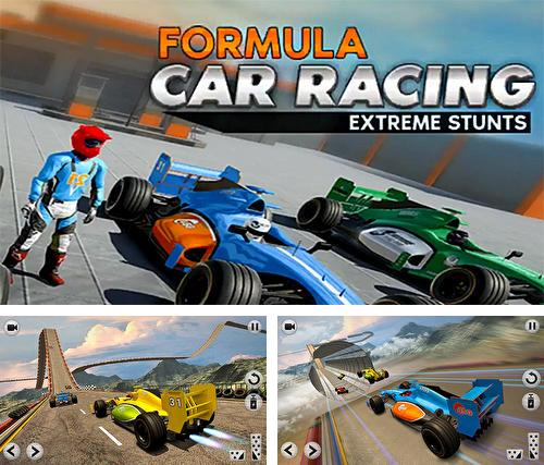 Formula Car Stunts