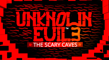 Kogama: Unknown Evil 3: The Scary Caves