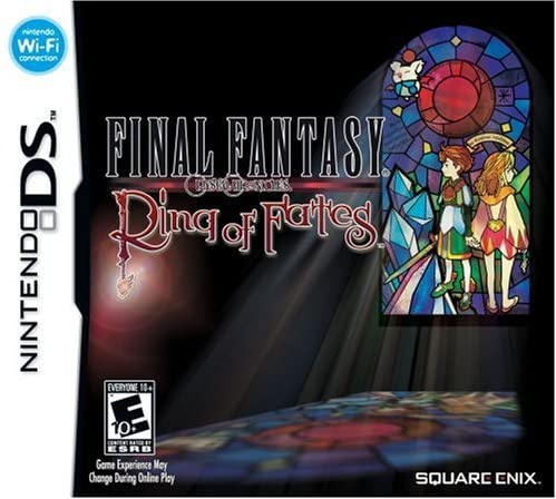 Final Fantasy Crystal Chronicles: Ring Of Fates – NDS