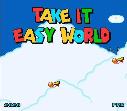 Take It Easy World: Super Mario World Hacks