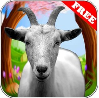 Angry Goat Simulator 3D Mad Goat Attack