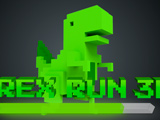 Chrome Dino Game 3D