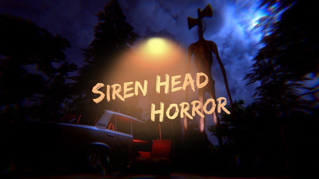 Siren Head Game Horror Hospital