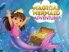 Dora and Friends Magical Mermaid Treasure