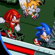 Sonic 1 Tag Team Adventure