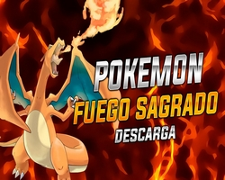 Pokemon Rojo Fuego Sagrado