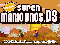 Beyond Super Mario Bros. DS