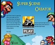 Super Smash Scene Creator