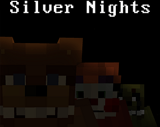 Silver Nights – Browser edition (FNaF Fan game)