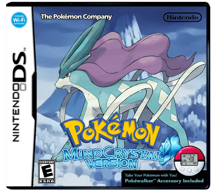 Pokemon Mind Crystal English Version