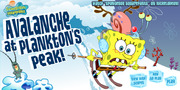 SpongeBob SquarePants: Avalanche at Plankton's Peak!