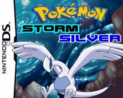 Pokemon Storm Silver – NDS