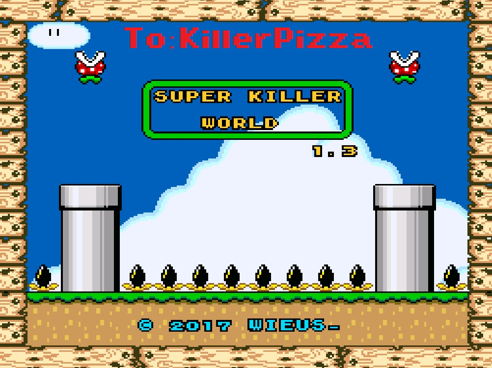 SMW – Super Killer World [SNES]