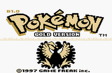 Pokemon Gold 97 (GBC)