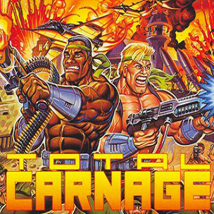 Total Carnage – MS-DOS
