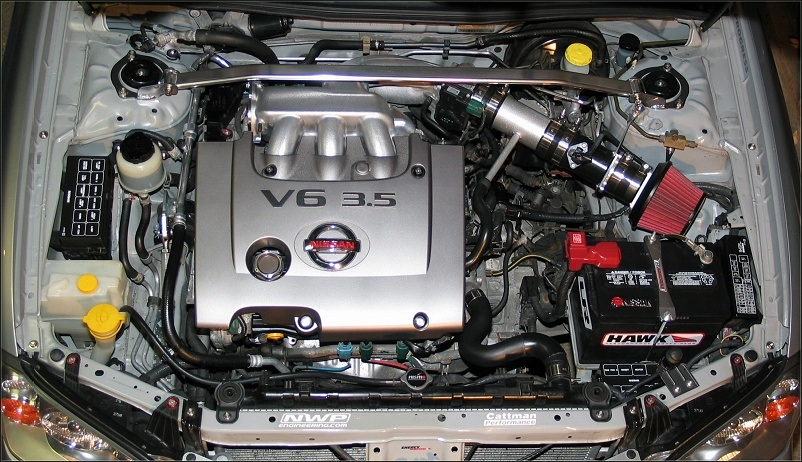 Parts Engine 2000 Maxima Nissan