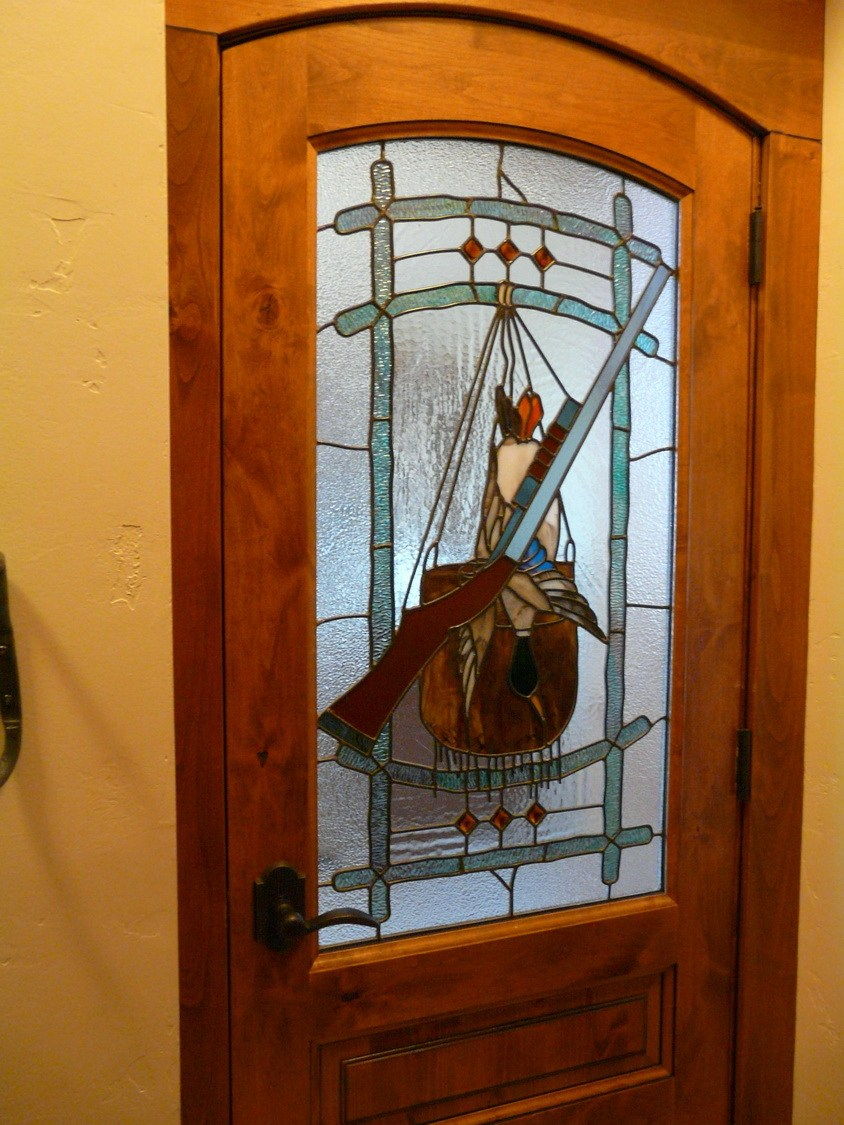 Barn Door Interior Hardware