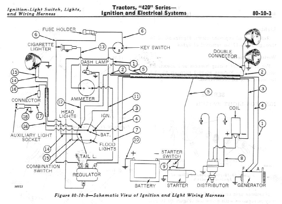 John Deere 2510 Wiring Schematic