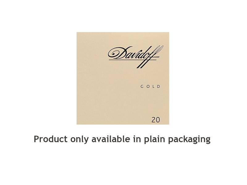 Davidoff Gold Cigarettes | Johnny's Tobacconist