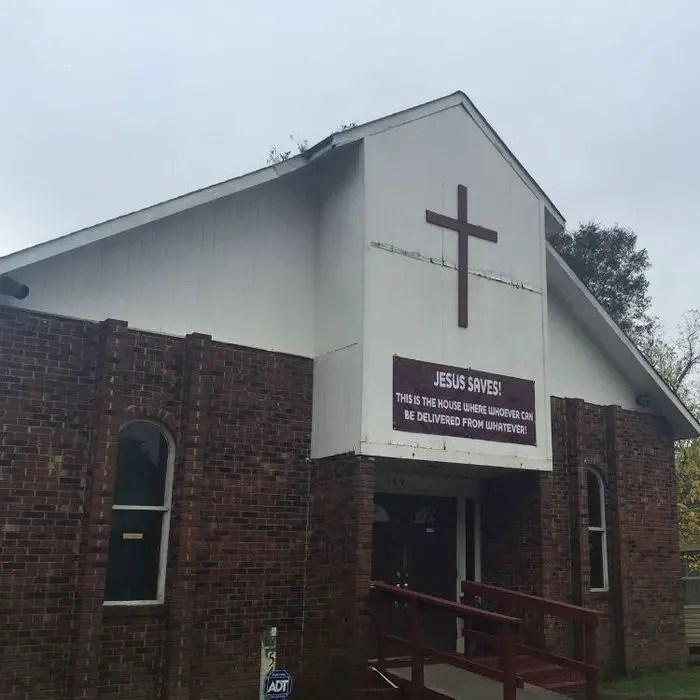 New Bethel Fire Baptized Holiness Church Spartanburg