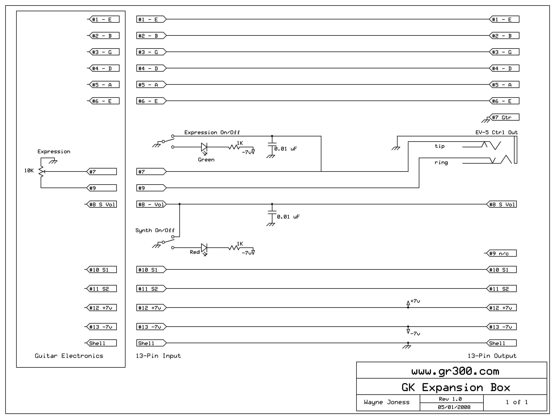 Epiphone Guitar Wiring Diagrams Internal Diagram
