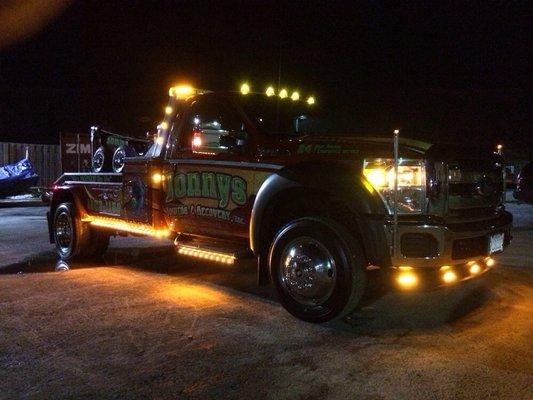 Tow Truck Lights
