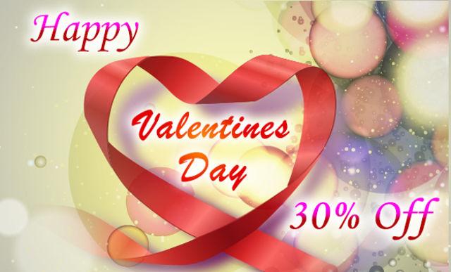 Valentine Wishes Facebook