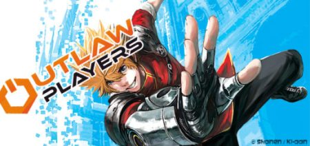 Le manga fran    ais Archives      Journal du Japon Outlaw Players ou le jeu de r    le fa    on SHONEN