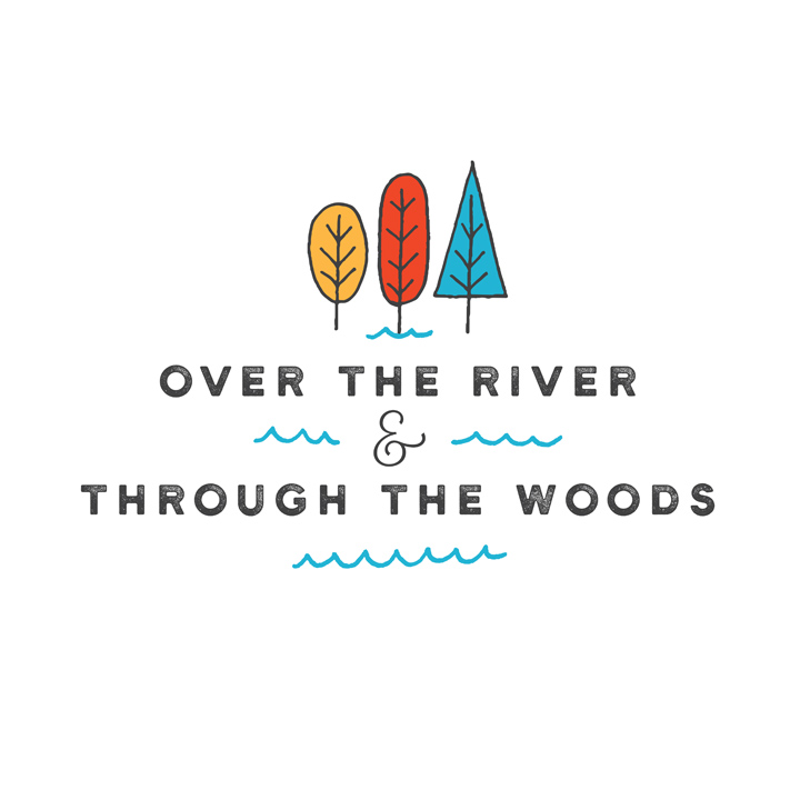 Weekly Wallpaper - Over The River And Through The Woods ...