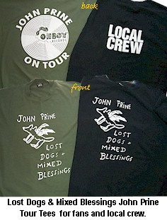 John Prine Collection Of Clothing