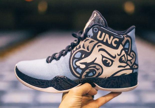 Tar Heels Basketball Shoes Nike