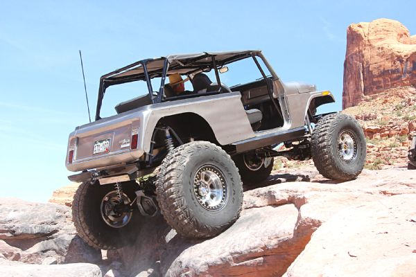 Jeepster Commando Lift Springs