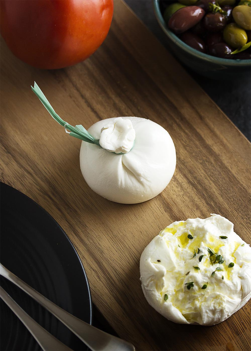 Ingredient Spotlight What Is Burrata Cheese Just A