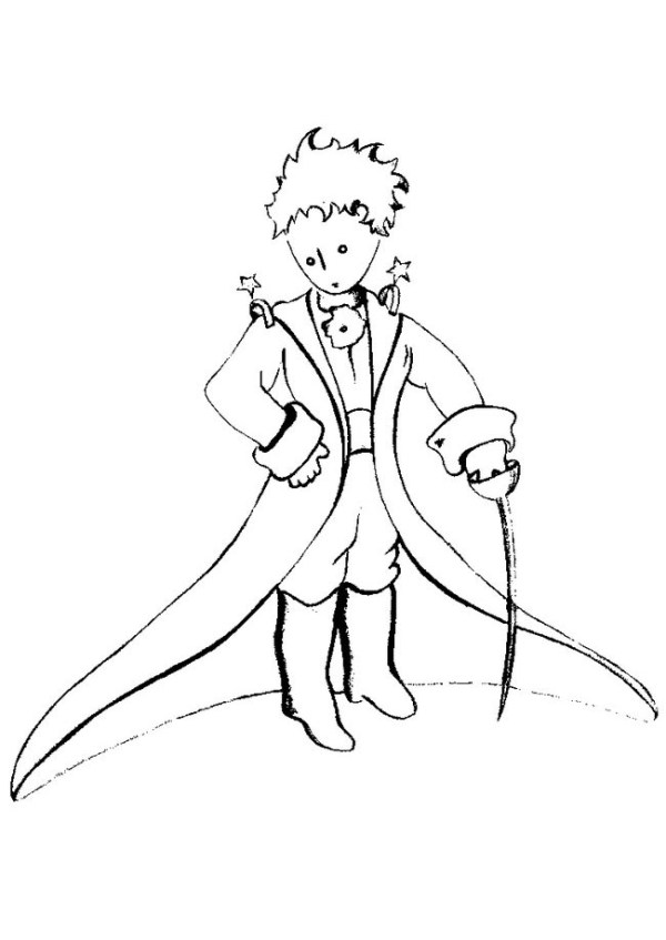 prince coloring pages # 18
