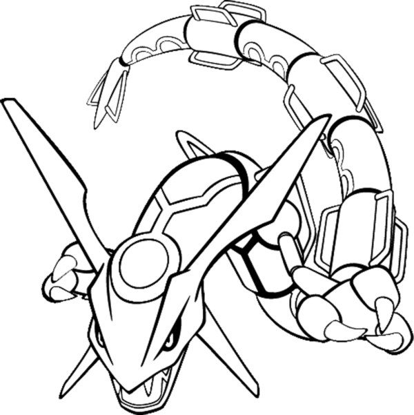 pokeman coloring pages # 7