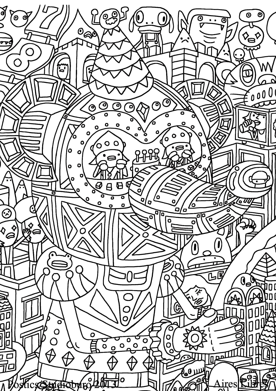 Doodle Art Doodling 10 Doodle Art Doodling Adult