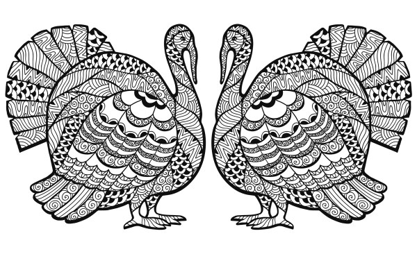 thanksgiving coloring pages # 34