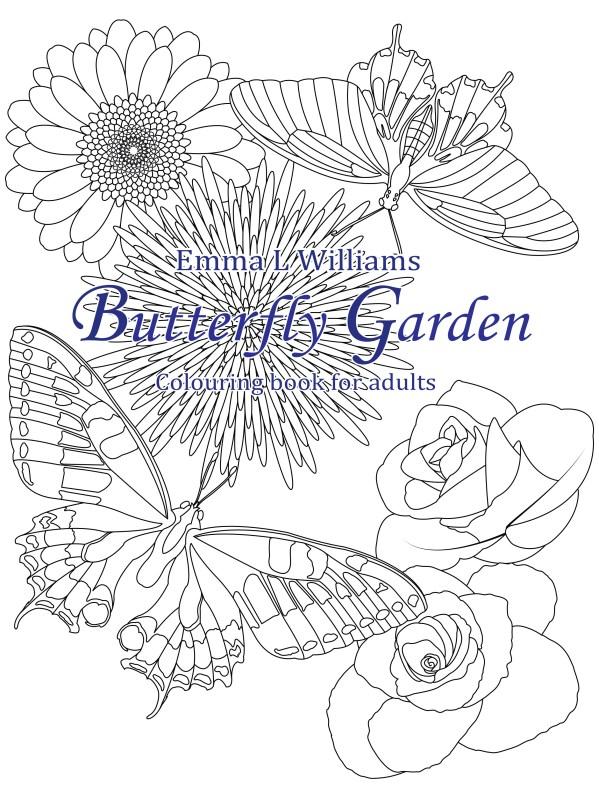 garden coloring page # 42