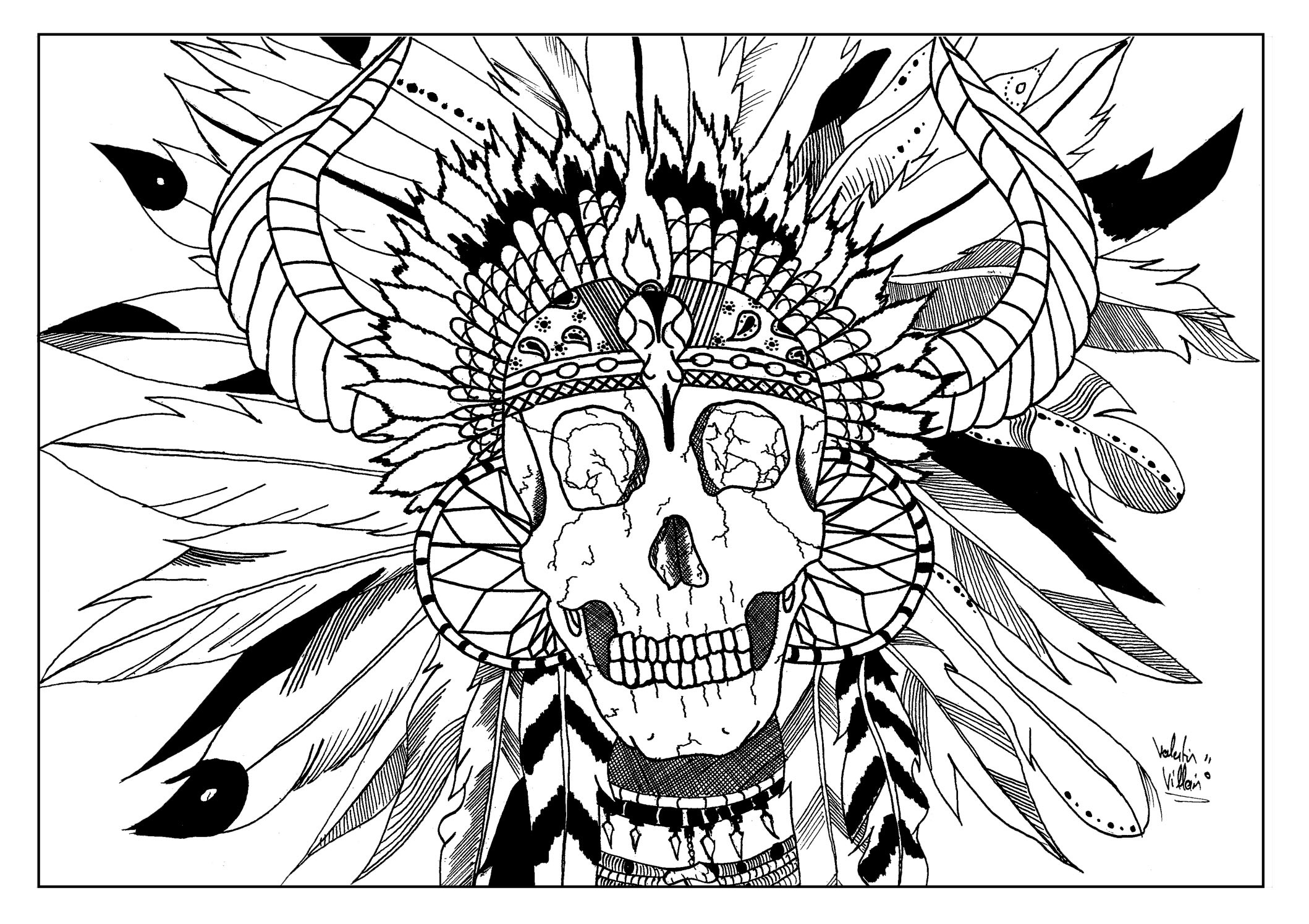 free coloring pages download sugar skull coloring pages for adults of skull coloring pages on