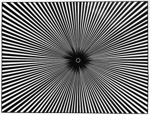 optical illusions coloring pages # 10