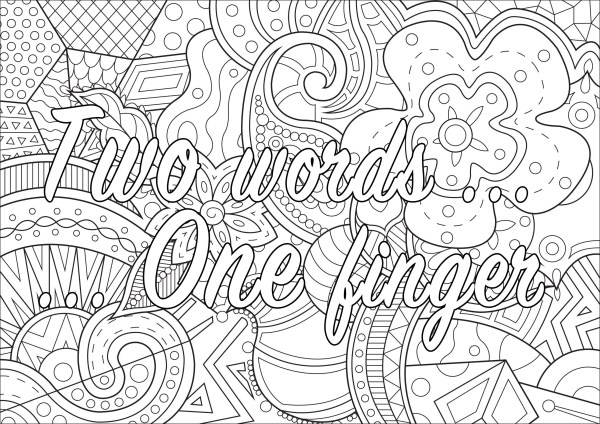 word coloring pages # 35