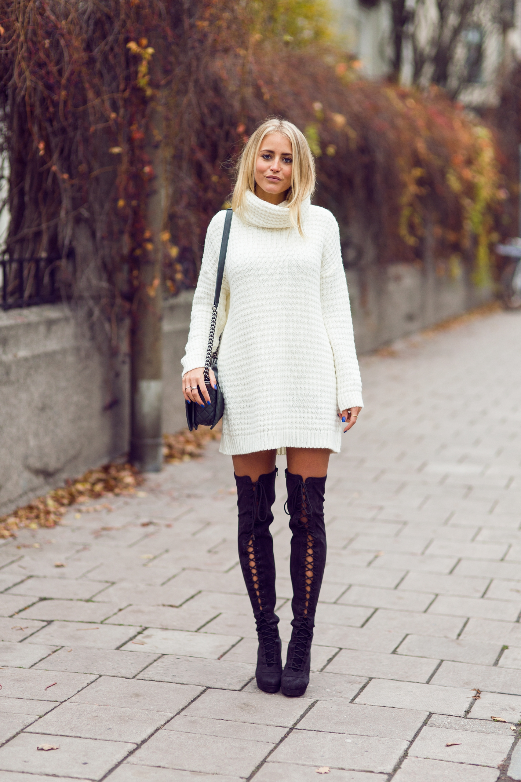 Over-The-Knee Boots Trend, Autumn/Winter 2014 - Just The ...