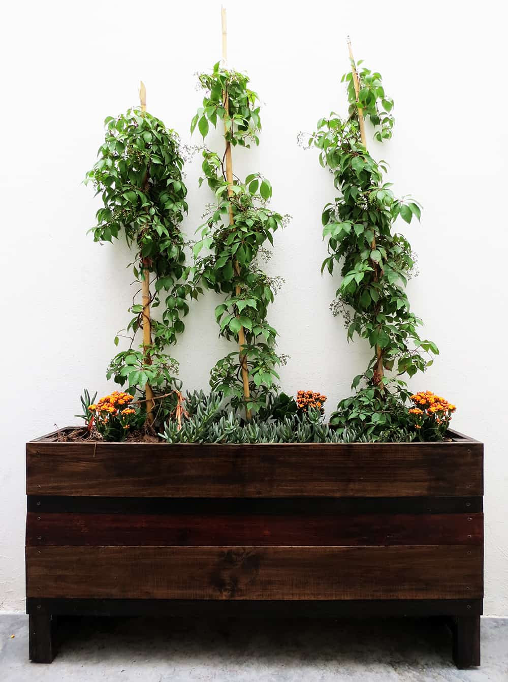 Gardening With Kids Amp 20 Diy Outdoor Planters By Just The