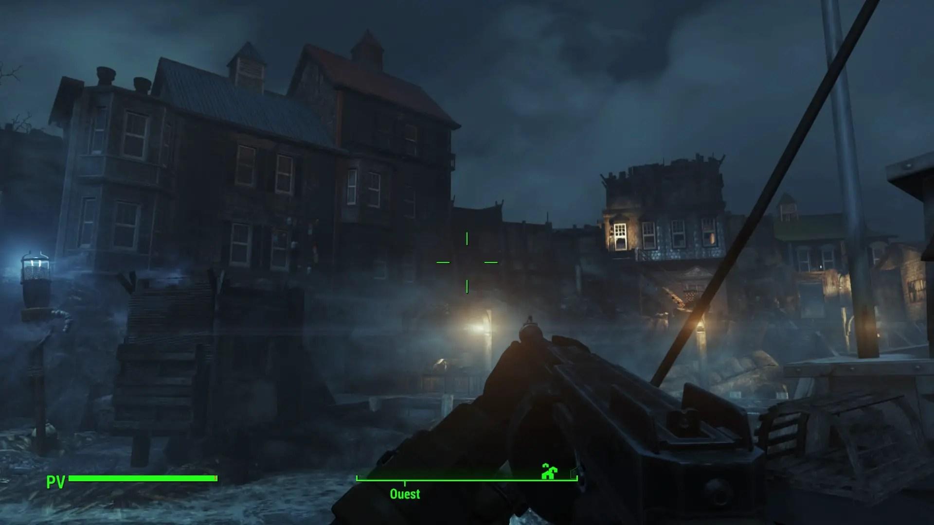 Fallout 4 Far Harbor Shin
