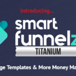 Smart Funnelz PRO Titanium Version Upgrade OTO Review – Best Upsell #3 of Smart Funnelz PRO Quizzes Software by Glynn Kosky with Upgrade Additional Money Page Templates, The Ability To Add Google Ads Onto Your money pages, Countdown Timers, Add Facebook Comments, and Add Facebook Pixel For Retargeting Campaign